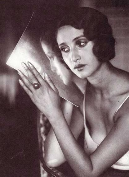 Jacques Henri Lartigue, Renée Perle, 1930
