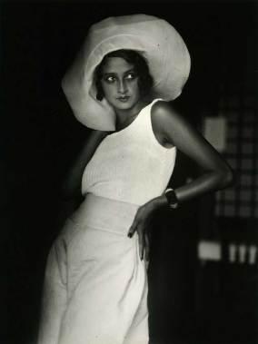 Jacques Henri Lartigue, Renée à Biarritz, août 1930