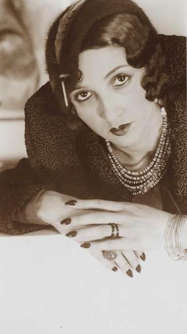 Jacques Henri Lartigue, Renée Perle (étude de mains), 1932