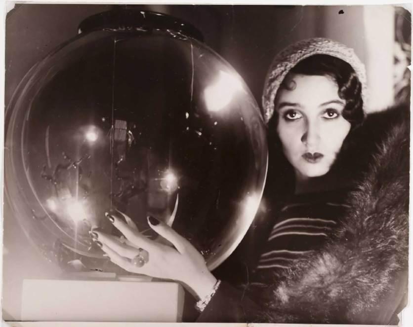 Jacques Henri Lartigue, The Crystal Ball, 1931