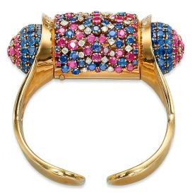 Bracelet Rouleau qui a inspiré les nouvelles bagues Ginger.