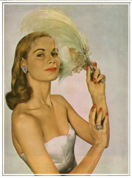 Bijoux John Rubel, 1949.