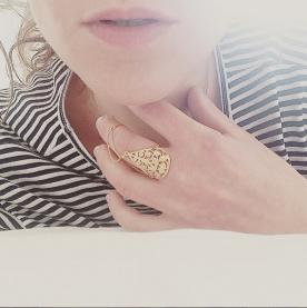 © Instagram Cécile Pic